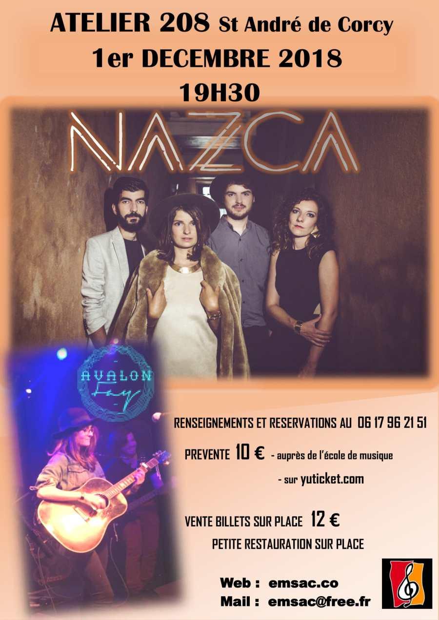 AFFICHE NAZCA+ AVALON FAY DEF-1