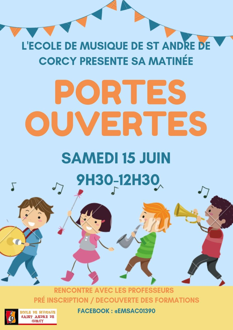 matinee portes ouvertes