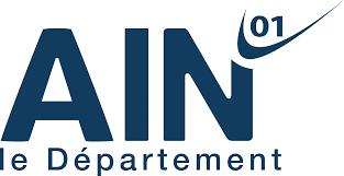 Dépt de l'AIN logo